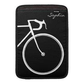 Het zwart-witte Sleeve van de Lucht van MacBook