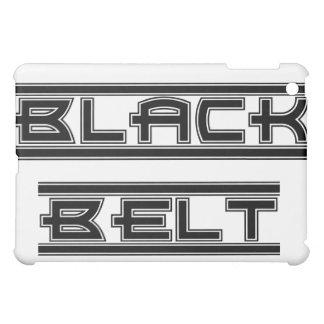 Het Zwarte band van vechtsporten Hoesje Voor iPad Mini