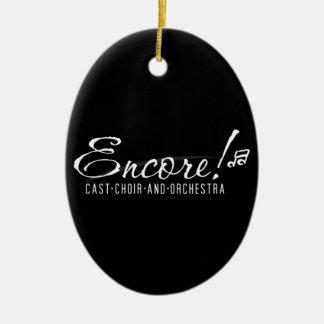 Het zwarte Ornament van het Logo 2011 van de
