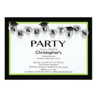 Het Zwarte Pet van de Uitnodiging van de Partij