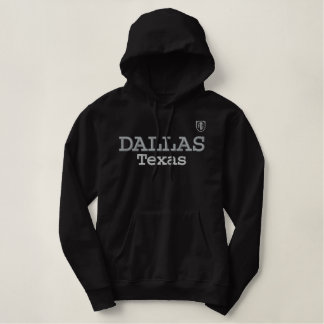 Het zwarte sweatshirt van Dallas van de Galerij