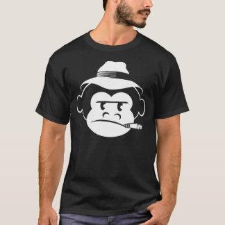 Het Zwarte T-shirt van de aap