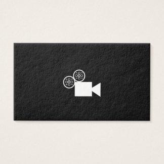 (Het zwarte) visitekaartje van de Camera van de Visitekaartjes