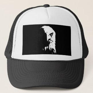Het zwarte & Witte Kale Pet van Eagle