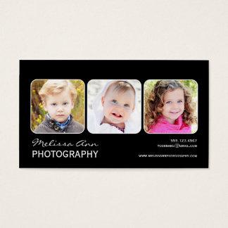 Het zwarte & Witte Visitekaartje van de Fotograaf