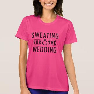 Het zweten voor het Huwelijk T Shirt