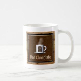 Hete Chocolade Koffiemok