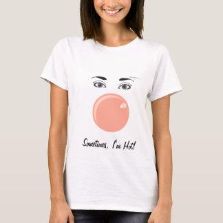 Hete Kauwgom & Pop T Shirt