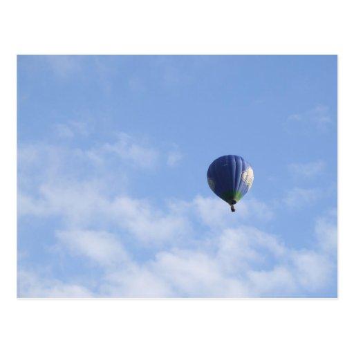 Hete luchtBallon Wens Kaarten