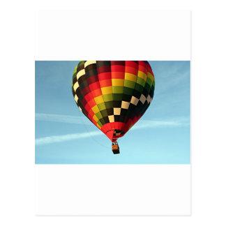 Hete luchtballon, Orlando, Florida, de V.S. 1 Briefkaart
