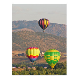 hete luchtballons wens kaart