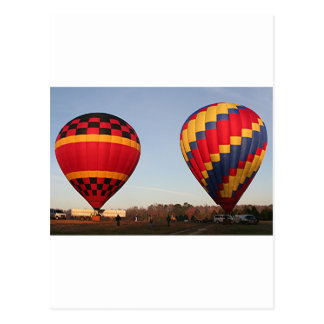 Hete luchtballons Orlando Florida de V S 3 Wenskaart