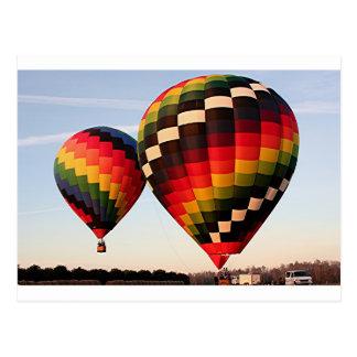 Hete luchtballons Orlando Florida de V S 4 Wenskaarten