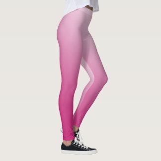 Hete Roze Gradiënt Leggings