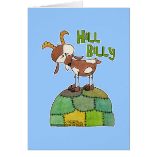 Heuvel Billy Briefkaarten 0