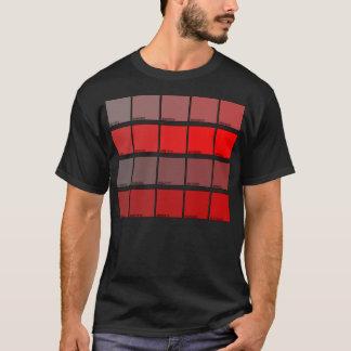 Hexadecimale Tint 41-60 van Kleuren T Shirt