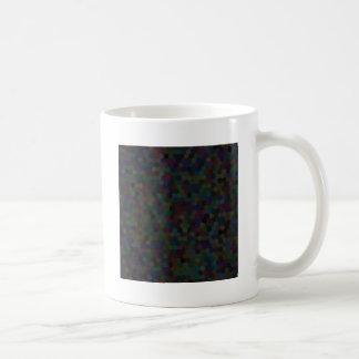 hexagon patroon koffiemok
