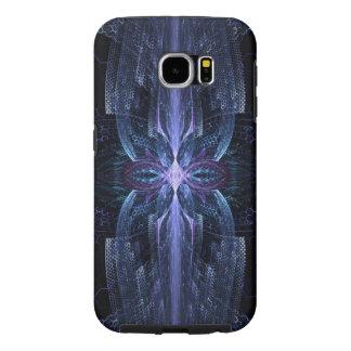 Hexagonale Matrijs Samsung Galaxy S6 Hoesje