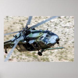 Hh-60G bedek Havik Poster