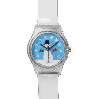 HI54WINT Snowie Horloge