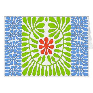 Hibiscus, het Blad van de Hulde Matisse Briefkaarten 0