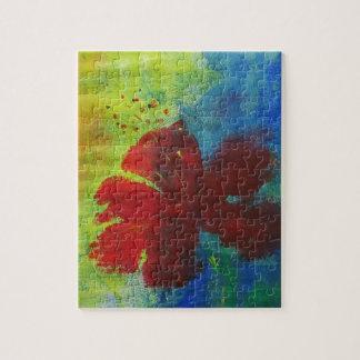 hibiscus puzzel