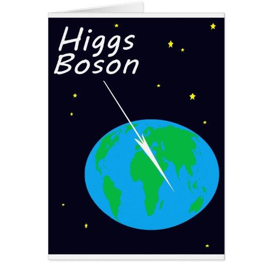 Higgs Boson Briefkaarten 0