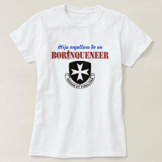 Hija - T-shirt Borinqueneer