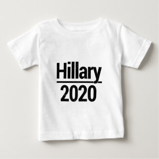 Hilary 2020 baby t shirts