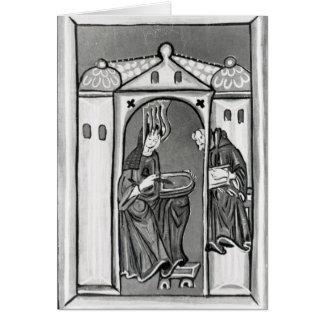 Hildegard van Bingen Kaart