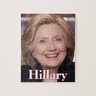 Hillary Clinton 2016 Puzzel
