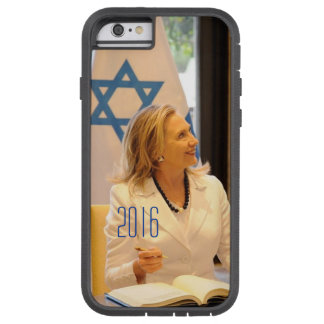Hillary Clinton 2016 Tough Xtreme iPhone 6 Hoesje