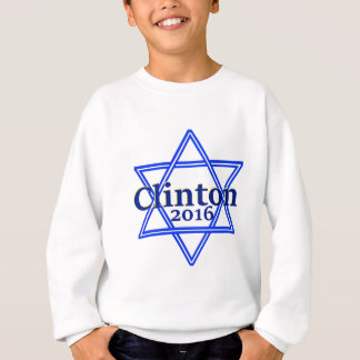 Hillary Clinton Joodse 2016 Trui