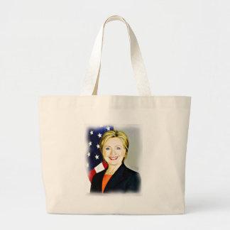 Hillary Clinton-President van USA_ Grote Draagtas