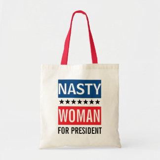 Hillary Clinton voor President | Smerige Vrouw Draagtas