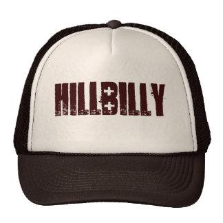 hillbilly trucker petten