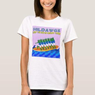 Hilldawgs surf het Zee van Scheuren Drumpf T Shirt