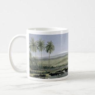 """""""Hilo van de Baai"""" - James Gay Sawkins Mug Koffiemok"""