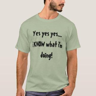 Hinder geen Kimi wanneer hij rent! T Shirt
