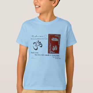 Hindoeïsme - het overhemd van de kinderen van de t shirt