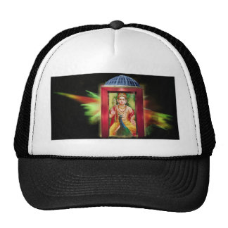 Hindoese God Trucker Cap