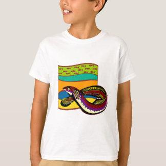 Hip Groene Paling T Shirt