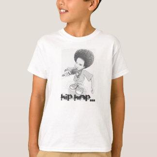 """""""Hip Hop…"""" T-shirt (Jongens)"""