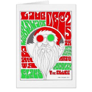 Hip Kerstman Wenskaart