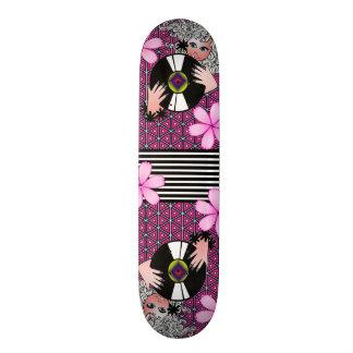 Hip Koel & Girly Skate Deck