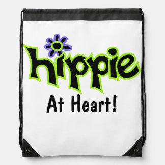 Hippie bij Douane van de Kunst van het Limoen van Gymtasje