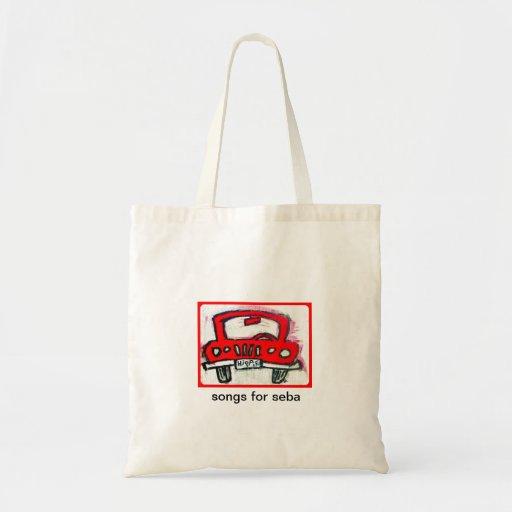 hippie vrachtwagen canvas tassen