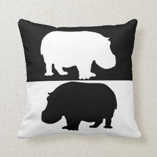 hippo sierkussen