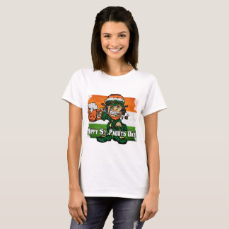 Hippy St. Patrick Day T Shirt