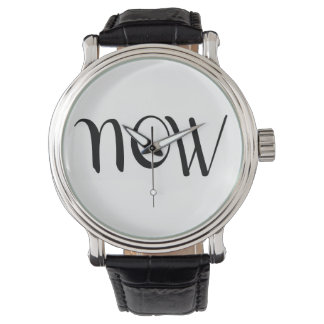 "Hipster ""nu op"" let - YOLO! Horloge"